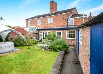 Thumbnail 3 bed cottage for sale in High Street, Navenby, Lincoln