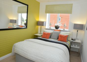 Thumbnail 3 bed semi-detached house for sale in The Galway, Cadeby Lane, Conisbrough, Doncaster, South Yorkshire