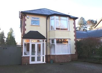 Thumbnail 3 bed detached house for sale in While Road, Sutton Coldfield, West Midlands