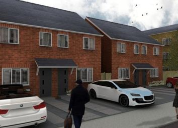 Thumbnail 3 bed semi-detached house for sale in Conway Walk, Ford Street, Warrington, Cheshire