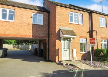 Thumbnail 3 bedroom link-detached house for sale in St Margarets Avenue, Wolston, Coventry
