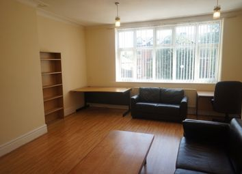 Thumbnail 3 bed flat to rent in Upper Chorlton Road, Whalley Range