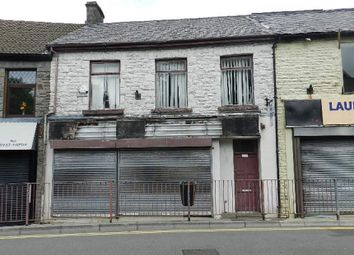 Thumbnail Commercial property for sale in 3 Dunraven Street, Tonypandy, Rhondda Cynon Taff
