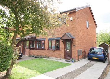Thumbnail 2 bed semi-detached house for sale in Mccarthy Close, Birchwood, Warrington, Cheshire