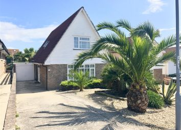 Thumbnail 3 bed detached house for sale in Hazeldown Avenue, Weymouth