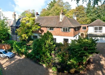 Thumbnail 4 bedroom detached house to rent in Brassey Road, Oxted, Surrey