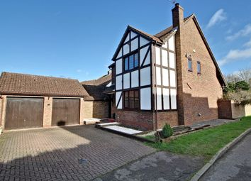 Thumbnail 4 bed detached house for sale in Farm Ground Close, Hook