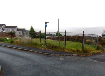 Thumbnail Land for sale in Queens Road, Thomastown, Merthyr Tydfil