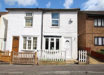 Thumbnail 2 bed end terrace house to rent in Albert Road, St Mary Cray, Orpington