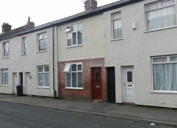 Thumbnail 2 bed terraced house for sale in Calverley Street, Preston