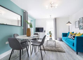 Thumbnail 1 bed flat for sale in West Cliff Road, Bournemouth