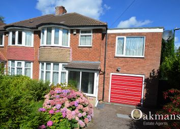 Thumbnail 5 bedroom property for sale in Durley Dean Road, Birmingham, West Midlands.