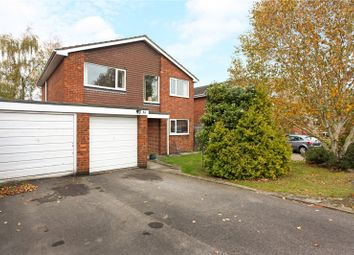 Thumbnail 4 bed detached house for sale in Lightwater Meadow, Lightwater, Surrey