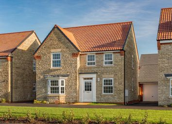 """Thumbnail 4 bedroom detached house for sale in """"Holden"""" at Oxford Road, Calne"""