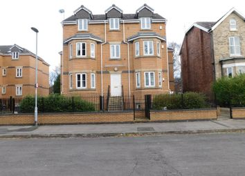 Thumbnail 3 bed flat to rent in Mitford Road, Fallowfield, Manchester