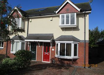 Thumbnail 3 bed semi-detached house to rent in Cysgod Y Castell, Llandudno Junction