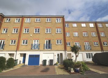 St Kitts Drive, South Harbour, Eastbourne BN23. 5 bed town house for sale