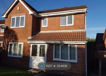 Thumbnail 4 bed detached house to rent in Reedbank, Radcliffe, Manchester
