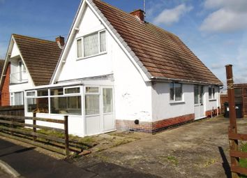Thumbnail 3 bed detached bungalow for sale in Eton Road, Trusthorpe, Lincs.
