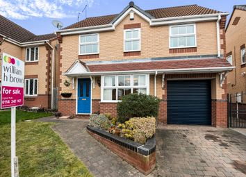 Thumbnail 3 bed detached house for sale in Gartrice Gardens, Halfway, Sheffield