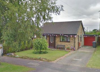 Thumbnail 2 bed bungalow for sale in Cherry Avenue, Branston, Lincoln