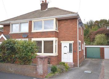 Thumbnail 3 bed semi-detached house for sale in Ravenglass Close, Blackpool