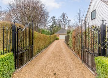 Thumbnail 4 bed bungalow for sale in Snows Paddock, Windlesham, Surrey