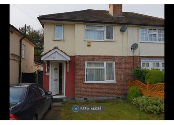 Thumbnail 3 bed semi-detached house to rent in Hampden Road, Harrow