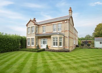 Thumbnail 4 bedroom detached house for sale in Barton Road, Comberton, Cambridge