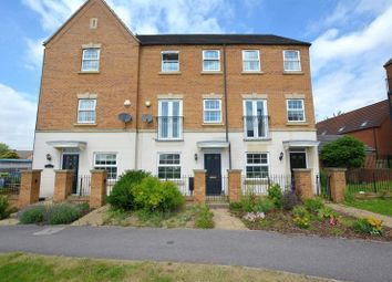 Thumbnail 3 bed terraced house for sale in Fulmen Close, St George's Park, Lincoln