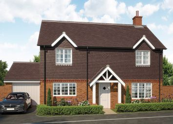 Thumbnail 4 bed detached house for sale in The Haven, Horndean Road, Emsworth