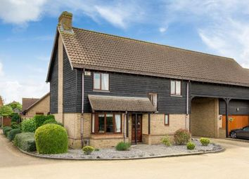 Thumbnail 5 bed link-detached house for sale in Keeley Farm Court, Wootton, Bedford, Bedfordshire
