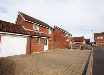 Thumbnail 4 bed detached house for sale in Dussindale, Wymondham