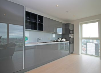 Thumbnail 2 bed flat to rent in Cassia Point, Glasshouse Gardens, Stratford