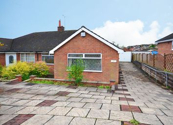Thumbnail 2 bed semi-detached house for sale in Combe Drive, Meir Heath, Stoke-On-Trent
