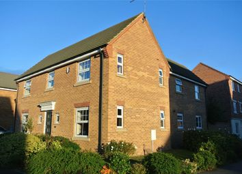 Thumbnail 4 bed detached house for sale in Chepstow Drive, Bourne, Lincolnshire