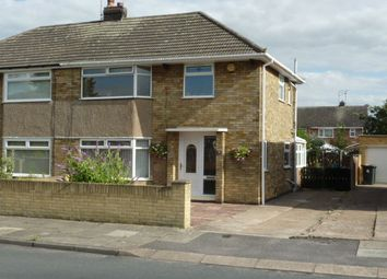 Thumbnail 3 bed semi-detached house for sale in Charnwood Drive, Doncaster