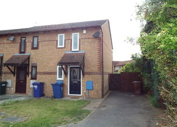 Thumbnail 1 bed end terrace house to rent in Spruce Drive, Bicester