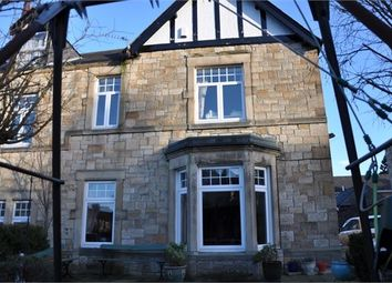 Thumbnail 5 bed semi-detached house for sale in Elvaston Road, Hexham, Northumberland.