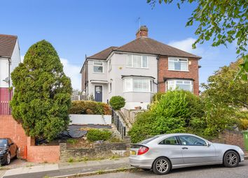 Thumbnail 3 bed semi-detached house for sale in Haddington Road, Bromley