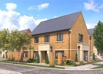 Thumbnail 3 bed detached house for sale in Imber Riverside, Orchard Lane, East Molesey, Surrey