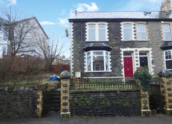 Thumbnail 4 bed semi-detached house for sale in Wainfelin Road, Pontypool, Monmouthshire