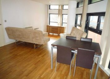 Thumbnail 1 bed flat for sale in Hill Quays, 1 Jordan Street, Manchester