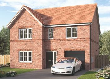 """Thumbnail 4 bed detached house for sale in """"The Penbrook"""" at Wellfield Road North, Wingate"""