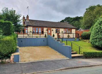 Thumbnail 4 bed detached bungalow for sale in Rockhouse Drive, Great Haywood, Stafford