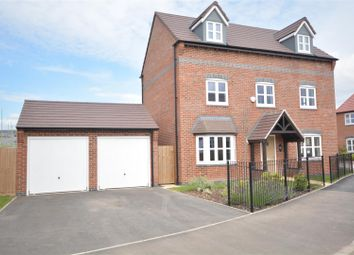 Thumbnail 5 bed detached house for sale in Wheatley Fields, Ruddington, Nottingham