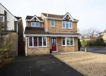 Thumbnail 3 bed detached house for sale in Bishop Close, Chippenham, Wiltshire