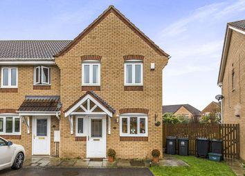 Thumbnail 3 bed terraced house for sale in Woodlands Green, Middleton St. George, Darlington
