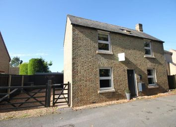 Thumbnail 3 bed detached house for sale in Field Gate, Sutton, Ely