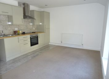 Thumbnail 1 bed flat to rent in High Street, Ogmore Vale, Bridgend